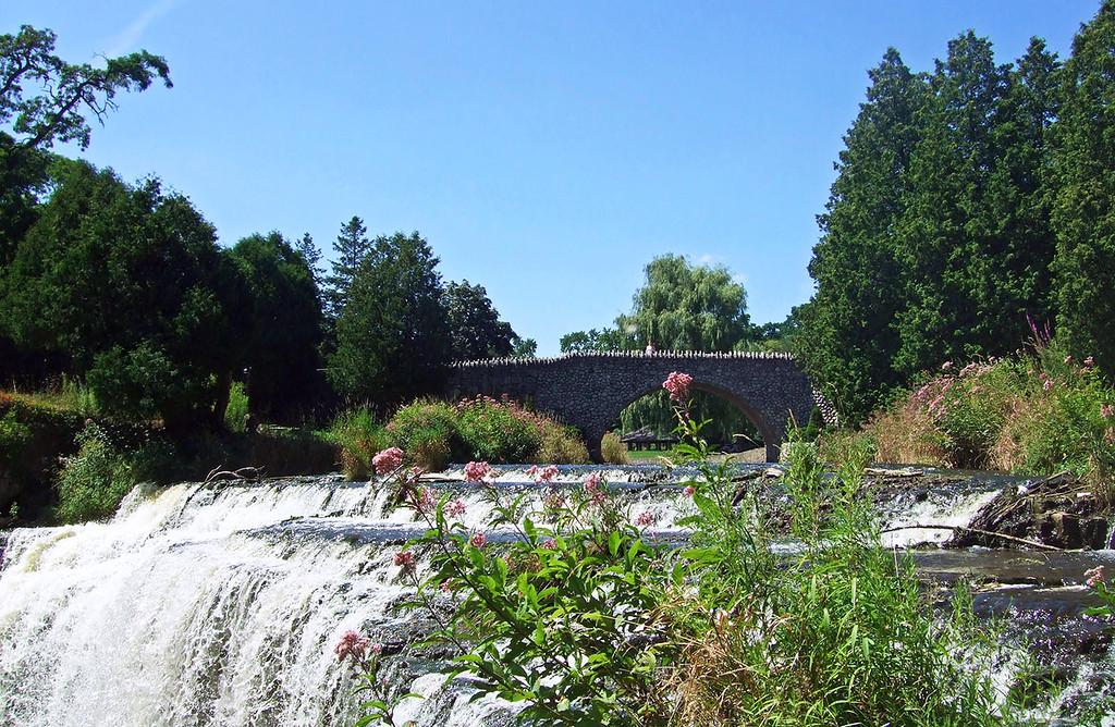 Webster's Falls in Dundas