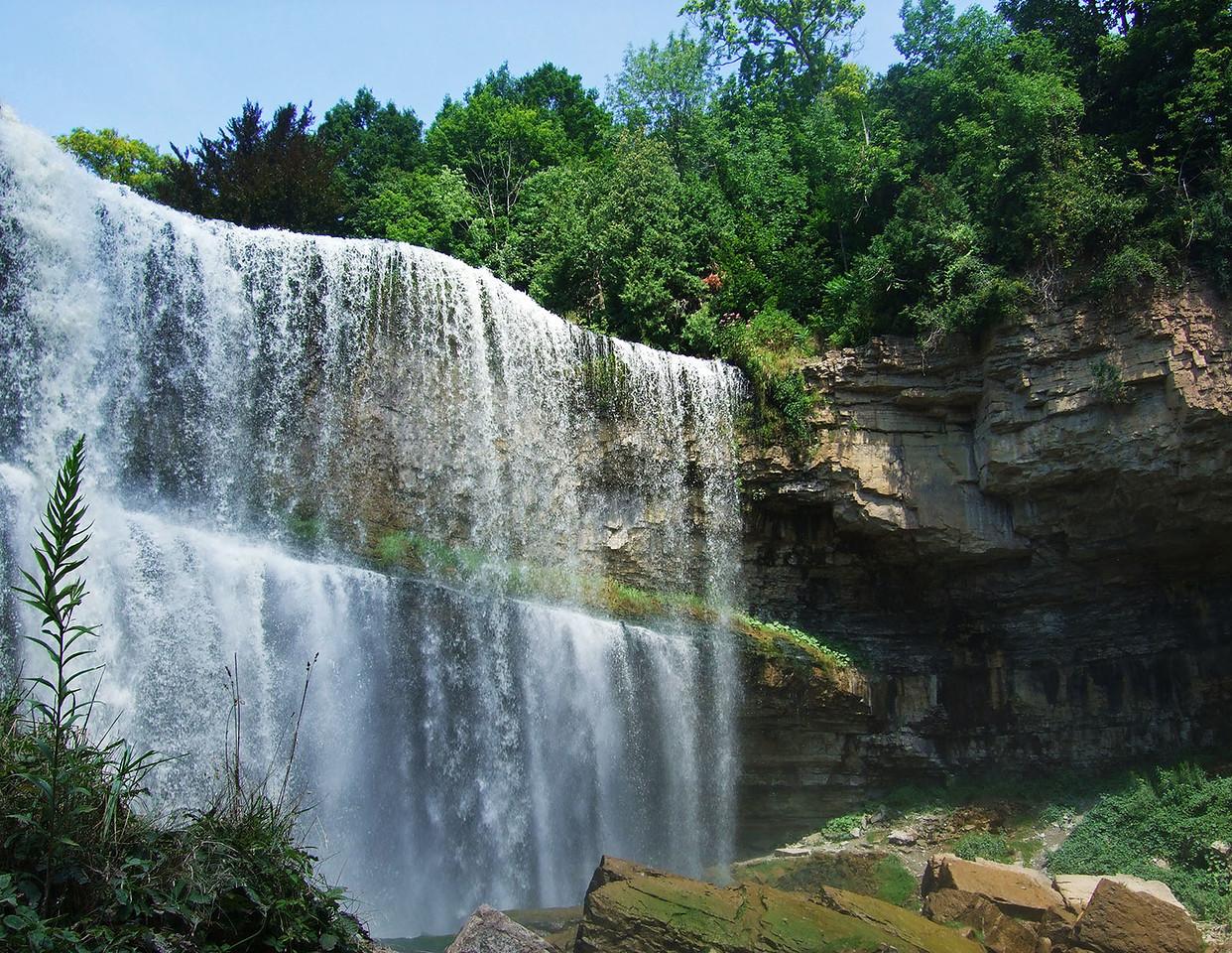 Webster's Falls - Dundas Ontario