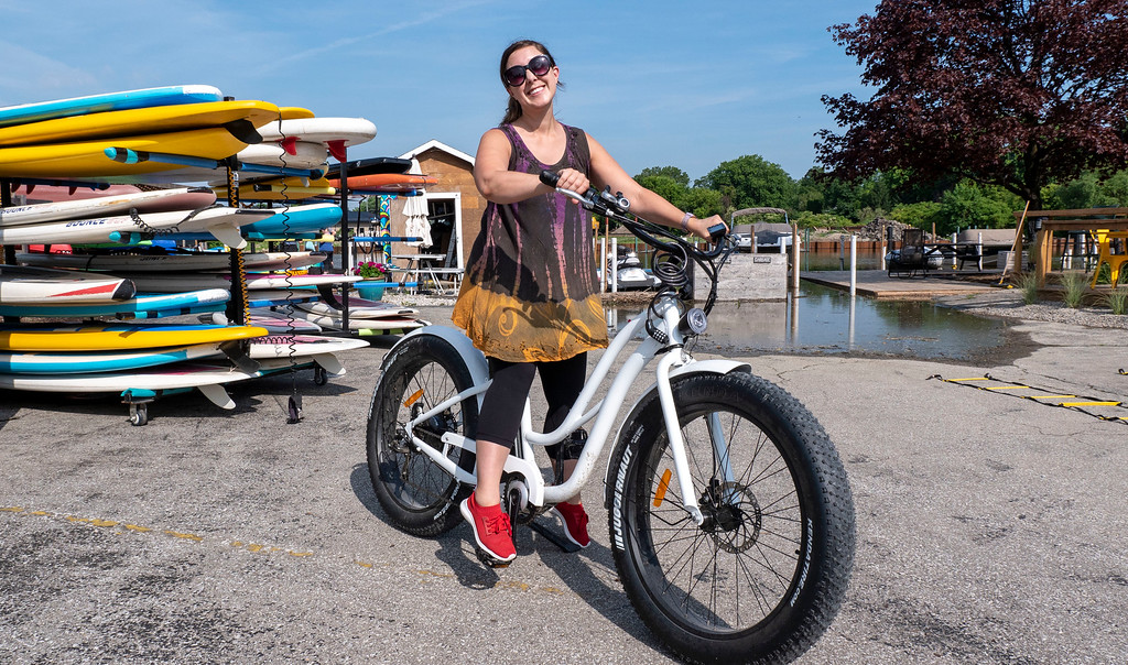 Things to do in Windsor Ontario: Bike Riding / Cycling