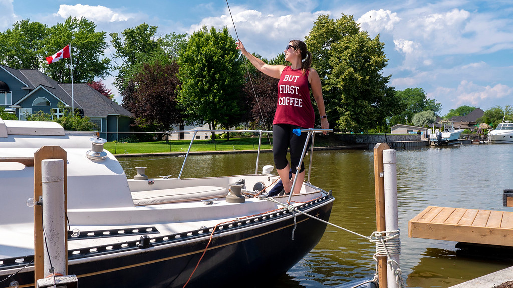 Windsor Ontario: Spending the Night at a Boat Airbnb