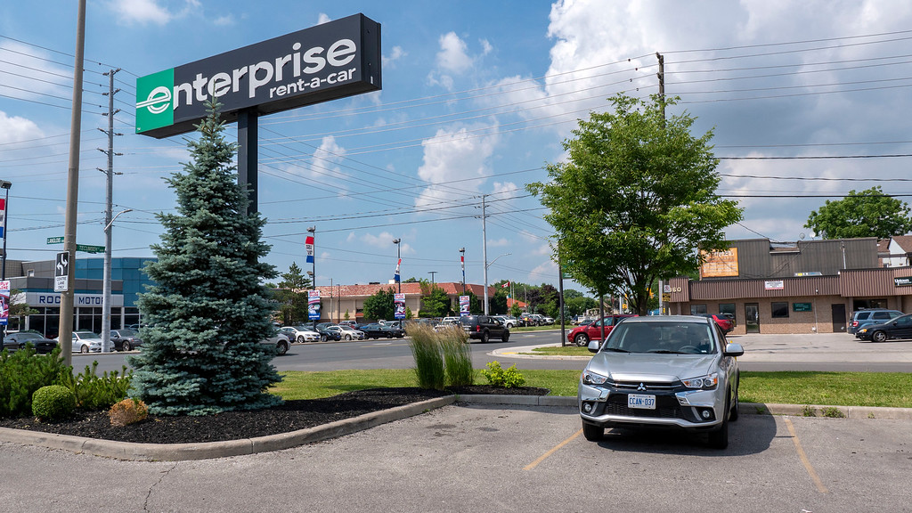Enterprise Rent-a-Car in Windsor Ontario