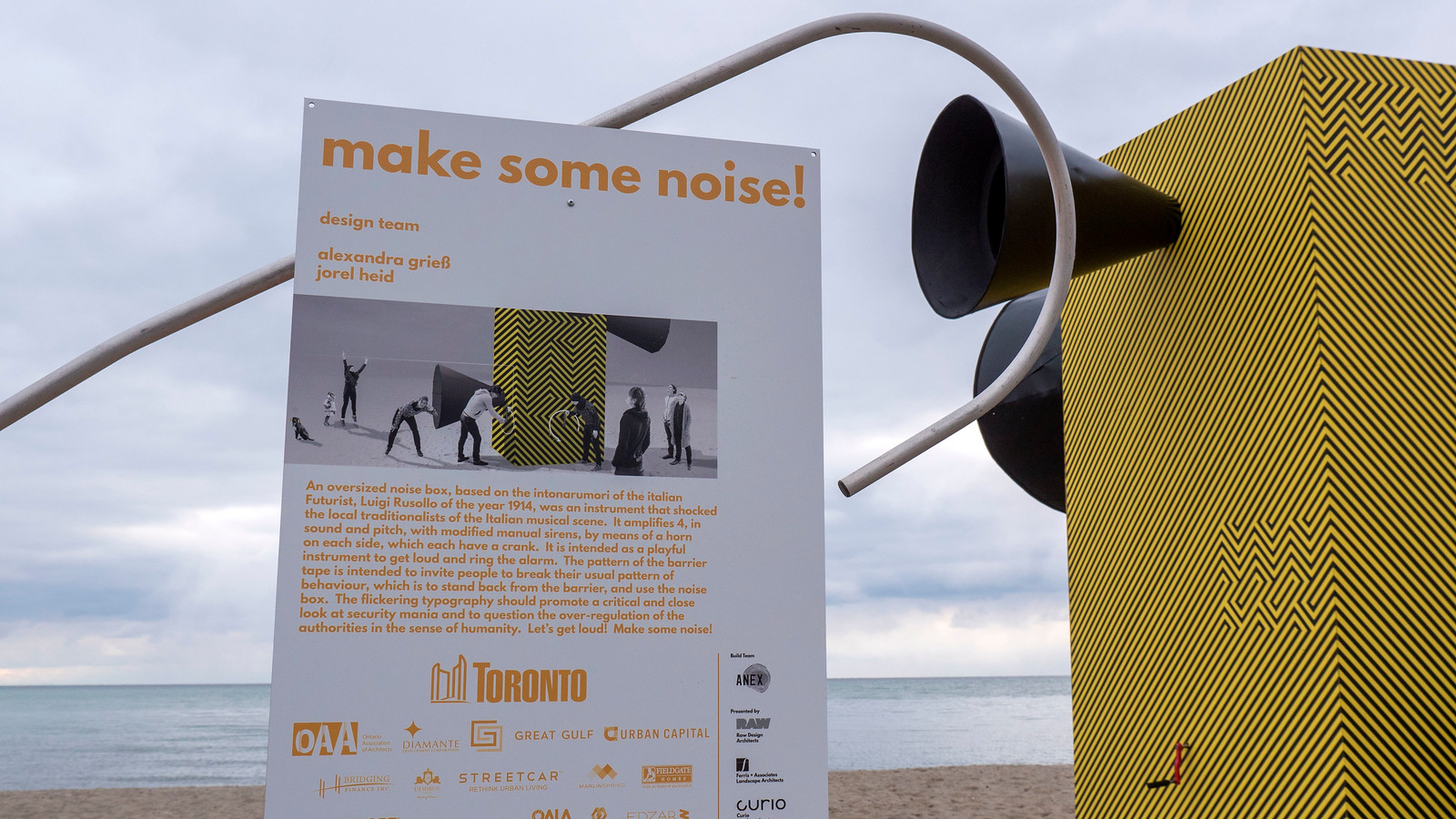 Winter Stations Toronto: Outdoor Art Installations