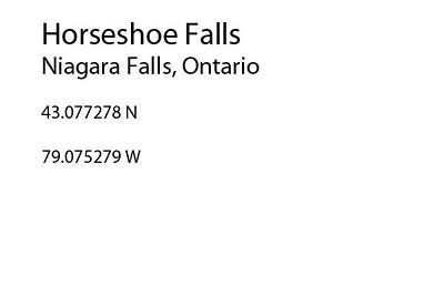 Horseshoe-Falls-Ontario