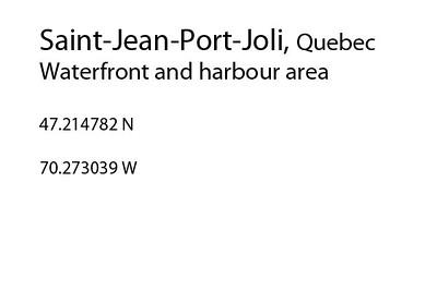Saint-Jean-Port-Joli-Quebec