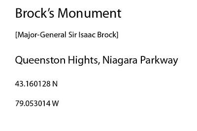 Brock's-Monument
