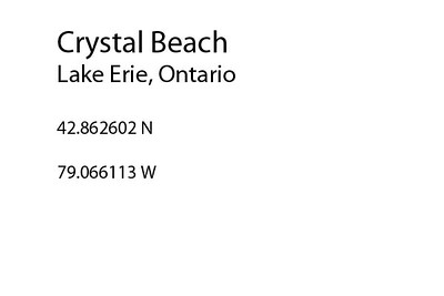 Crystal-Beach-Lake Erie