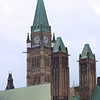 Parliament from Majors Hill Park
