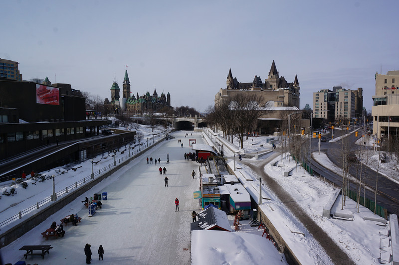 Patinoire Canal Rideau