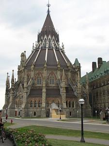Bibliothéque du Parlement du Canada