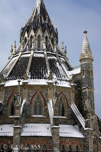 Library of Parliament - Ottawa, ON ... January 2, 2010 ... Photo by Rob Page III