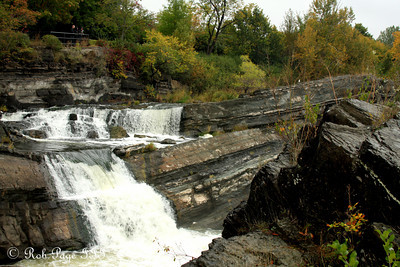 The falls - Ottawa, ON ... September 27, 2009 .. Photo by Rob Page III