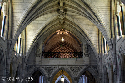 Inside Parliament - Ottawa, ON ... September 25, 2009 ... Photo by Rob Page III