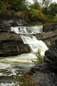 Waterfall - Ottawa, ON ... September 27, 2009 .. Photo by Rob Page III