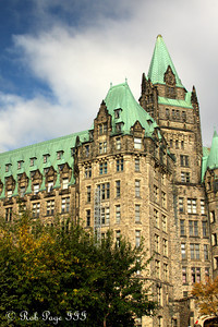 Parliament Hill - Ottawa, ON ... September 25, 2009 ... Photo by Rob Page III