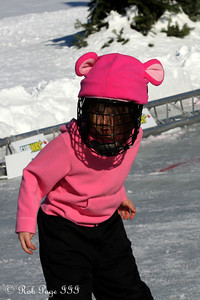 A little girl on the Rideau Canal - Ottawa, ON ... February 5, 2011 ... Photo by Rob Page III