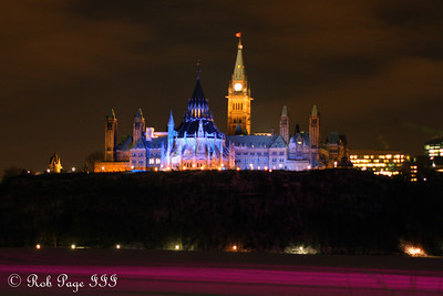 Parliament - Ottawa, ON ... February 4, 2011 ... Photo by Rob Page III