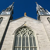 Notre Dame Basilica - Ottawa, Canada