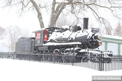 Preseved Steam Locos