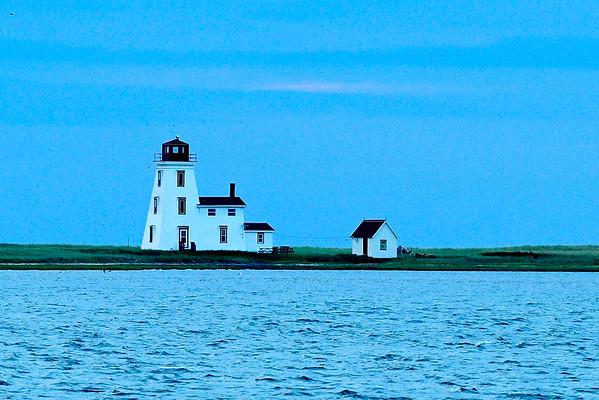 Fox Island Lighthouse