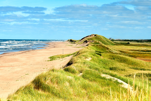 Sand Beches of PEI in Cavendish
