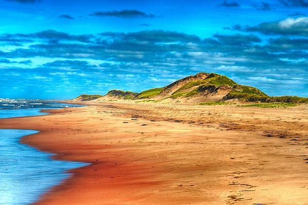 Beaches and Dunes of PEI