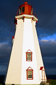 Panmure Lighthouse, Panmure Island Provincial Park