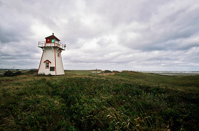 Covehead Lightstation, Prince Edward Island National Park