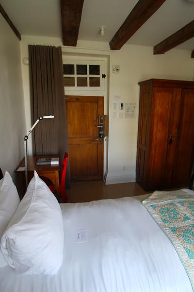 Monastery accommodations