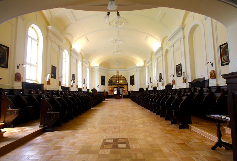 Quebec, Augustine monastary