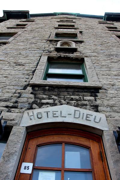 Hotel Dieu de Quebec Monastery