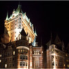 Chateau Frontenac from Dufferin Terrace