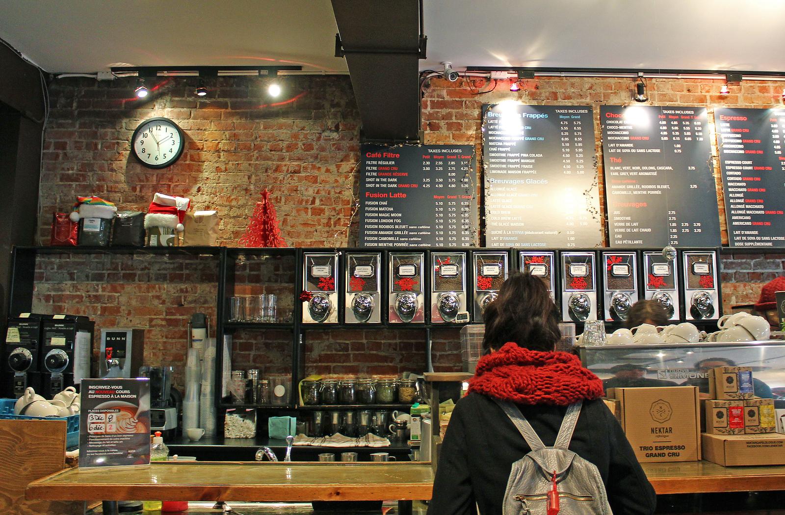 Best Coffee in Quebec City
