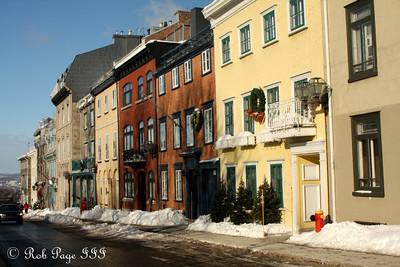 Quebec City, QC ... December 30, 2009 ... Photo by Rob Page III