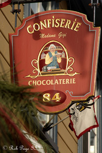 Mama's Chocolaterie - Quebec City, QC ... December 31, 2009 ... Photo by Rob Page III