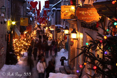 Quebec City, QC ... December 31, 2009 ... Photo by Rob Page III