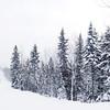 Ski Slope at Le Massif in Charlevoix, Quebec