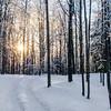 Icestorm in Quebec, Canada