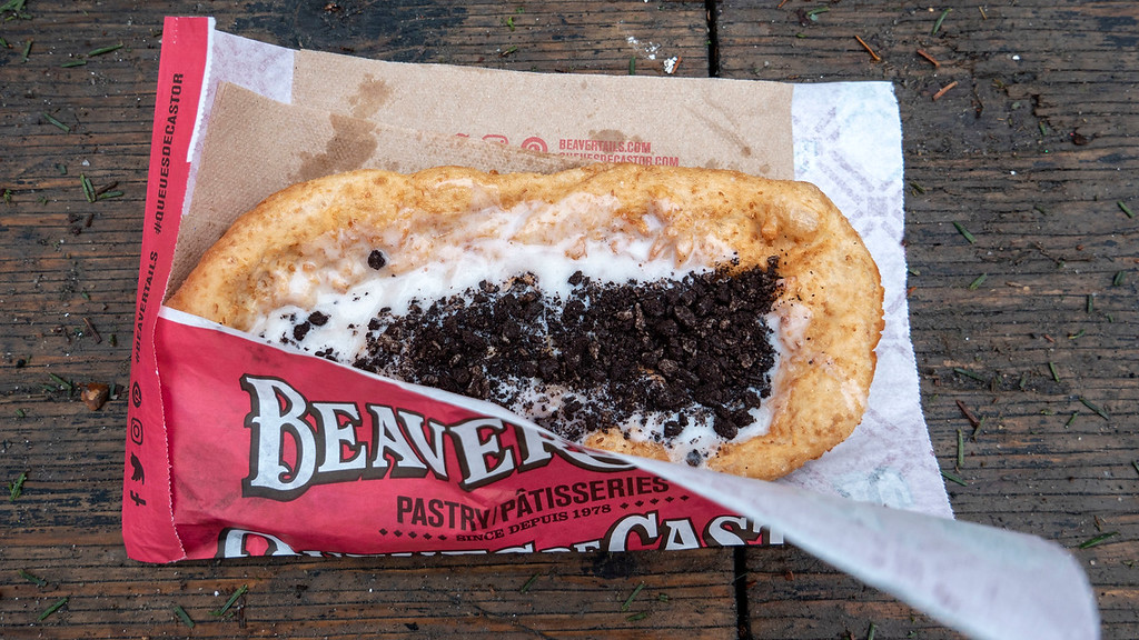 Beavertails - Mont Tremblant vegan - Coco Vanil