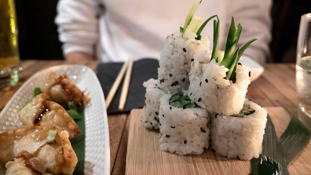 Samurai Sushi Pub in Mont Tremblant - Mont Tremblant vegan and vegetarian friendly restaurants