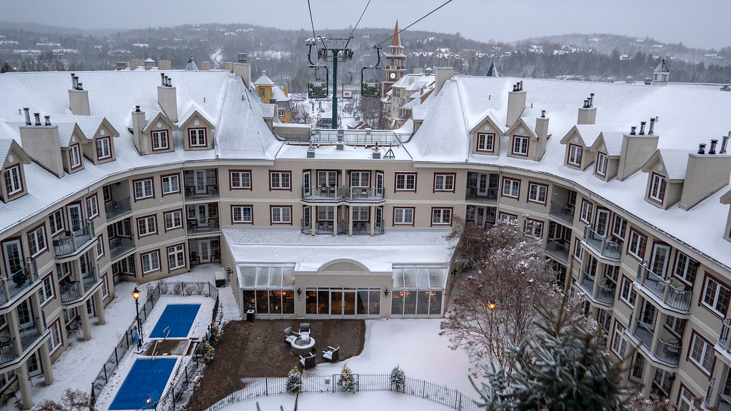 Where to stay in Mont Tremblant - The Residence Inn by Marriott Mont Tremblant - Mont Tremblant accommodations