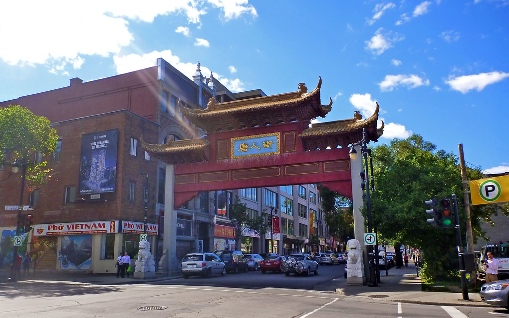 Montreal 3 day itinerary: Chinatown in Montreal