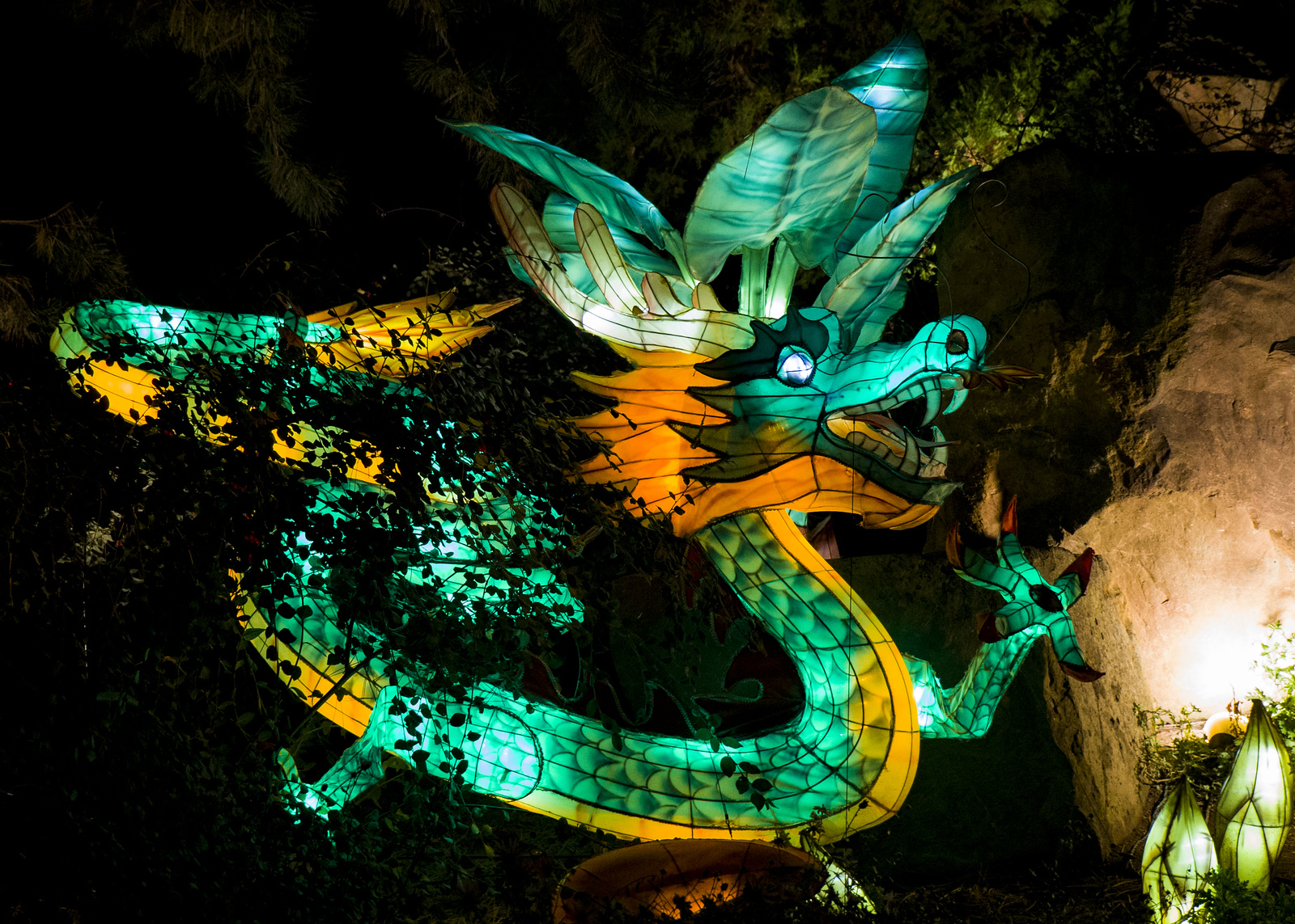 Montreal Lantern Festival - Explore the Gardens of Light