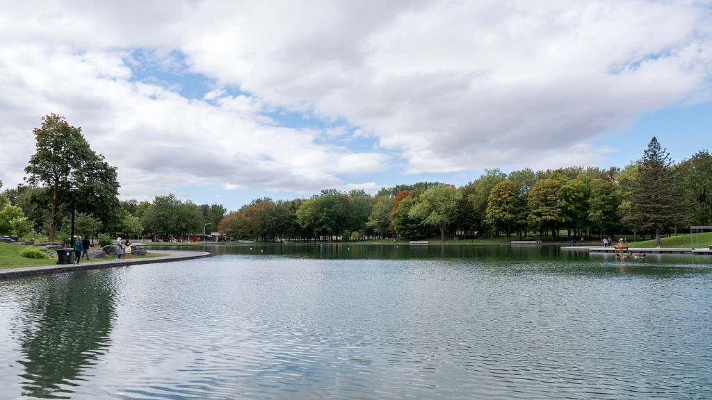 Montreal 3 day itinerary: Beaver Lake (Lac aux Castors)