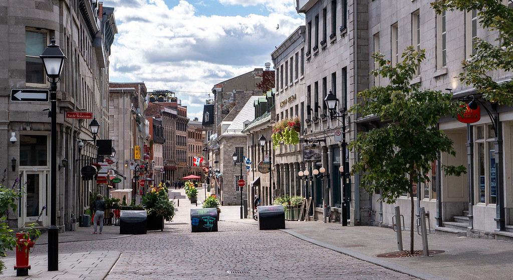 Rue Saint-Paul, Old Montreal