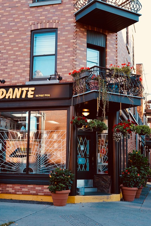 Little Italy in Montreal