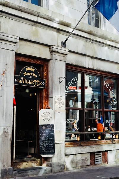 Scrumptious Old Montreal restaurants