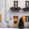 Christmas time in Old Quebec City