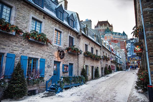 Quebec City, Le Petit Champlain