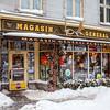 Magasin Général, a shop on rue Saint-Jean in Old Quebec