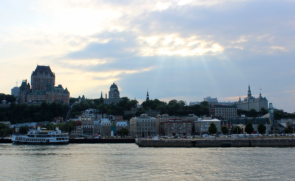 Quebec City 3 day itinerary - Ferry to Levis